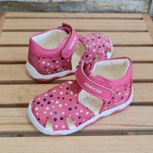 Geox Kids BALU Sandals First Walker Shoes